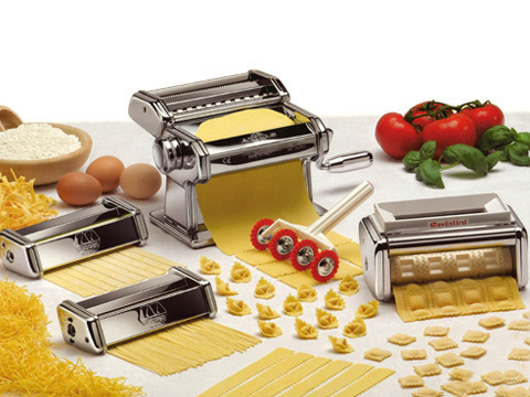 Как правильно раскатать тесто для пасты, пельменей, печенья на лапшерезке Marcato