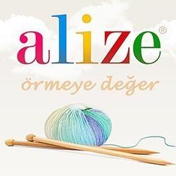 Поступление Alize на склад поставщика!