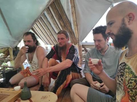 Приглашаем на Xlll Сибирский чайный фестиваль