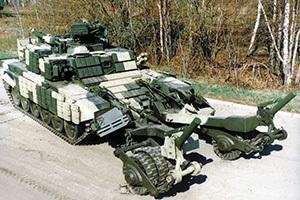 «Вепри» защитят бронетехнику
