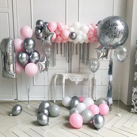Как выбрать воздушные шары на день Рождение