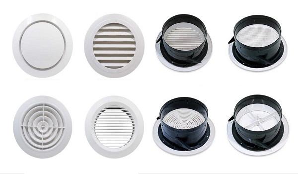 Диффузоры вентиляционные – новинки рынка