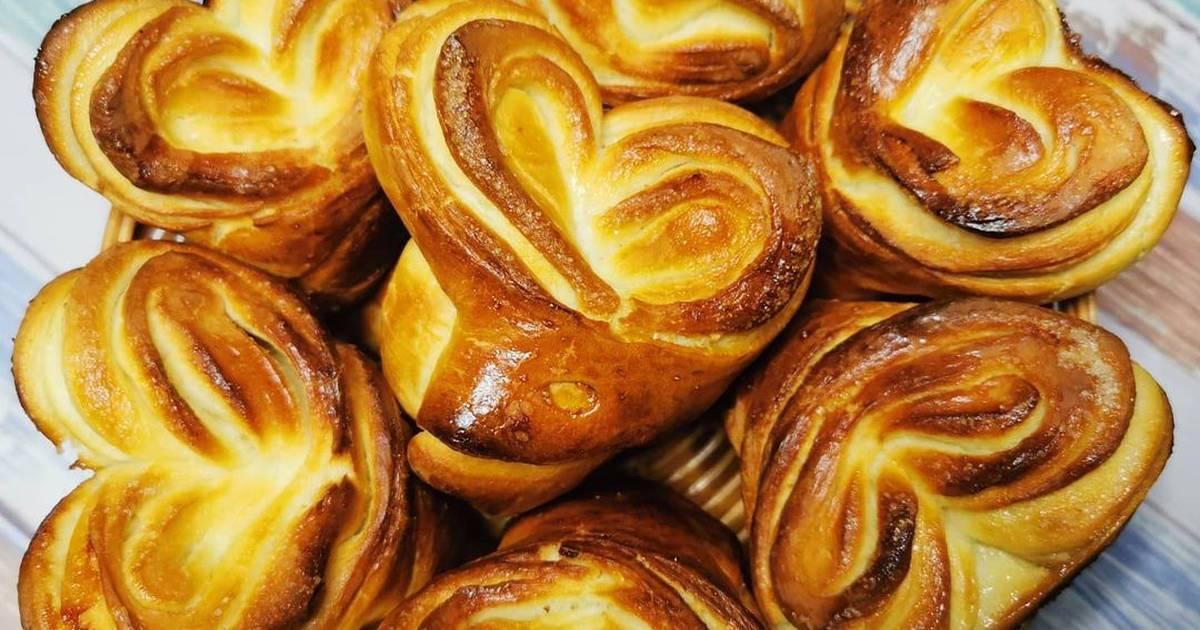 Как делать красивые булочки разной формы: способы лепить и формировать выпечку из дрожжевого теста с начинкой
