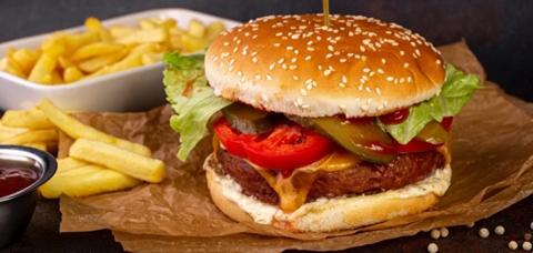 Бургер (веган)