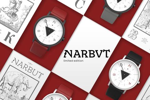 Український художник став героєм лімітованої колекції годинників бренду HVILINA