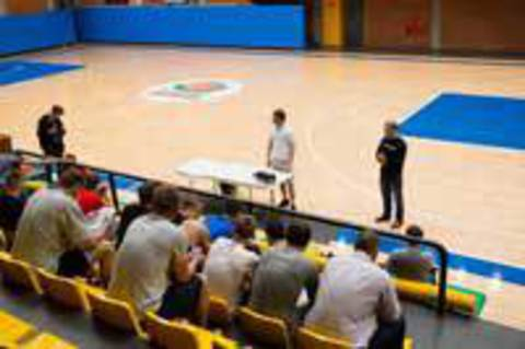 Eaglesports и Андрей Богатырев провели мастер-класс для сборной АСБ