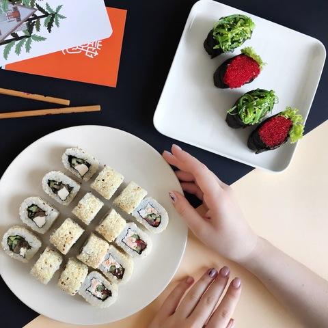 Водоросли в японской кухне: виды съедобных водорослей и их польза для человека