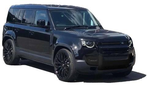 Land Rover Defender новые версии.
