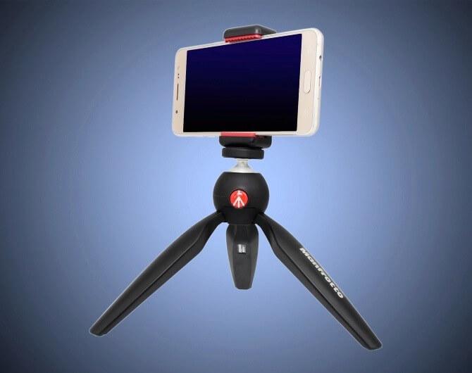 Универсальный держатель для смартфона Manfrotto MCLAMP
