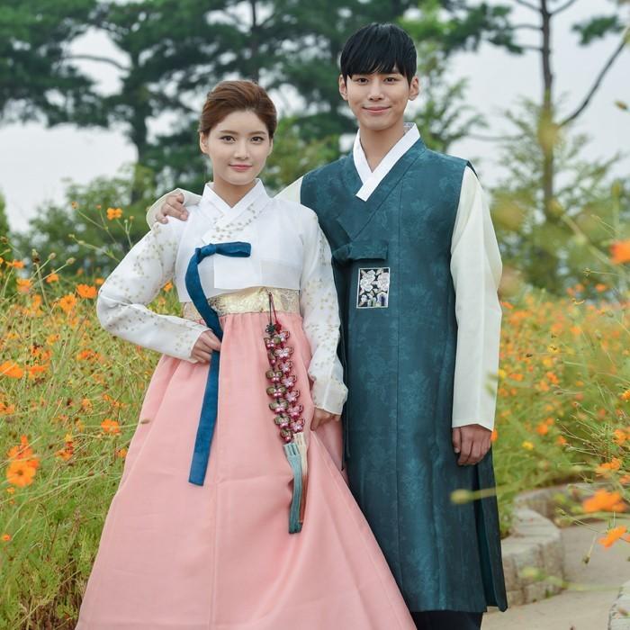 Ханбок: особенности традиционного корейского костюма.