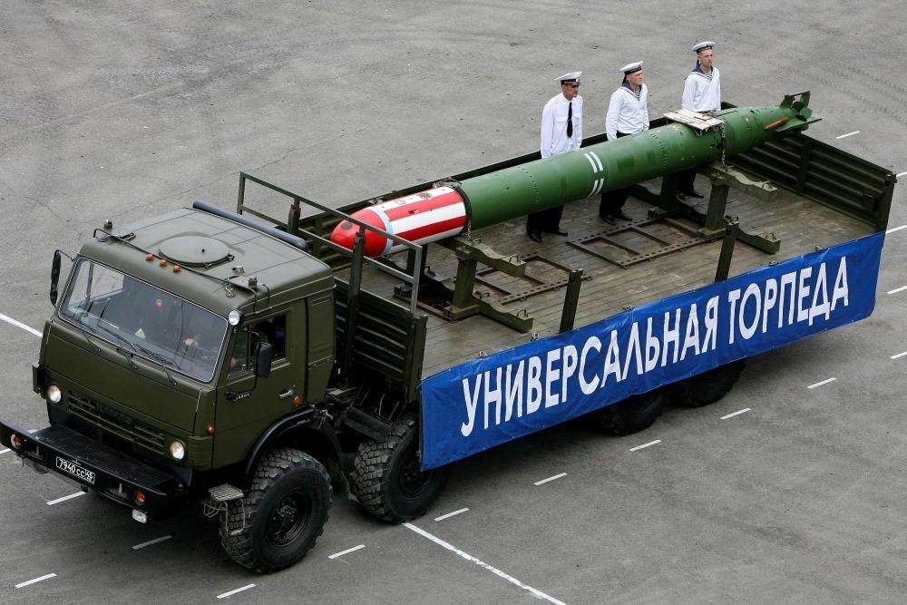 Поставки уникального подводного оружия за рубеж