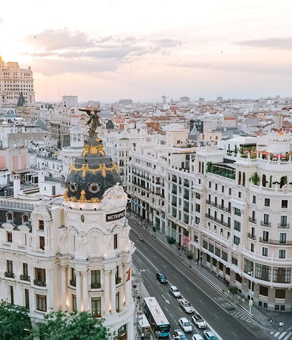 MODBRAND TRAVEL: Гид по Мадриду