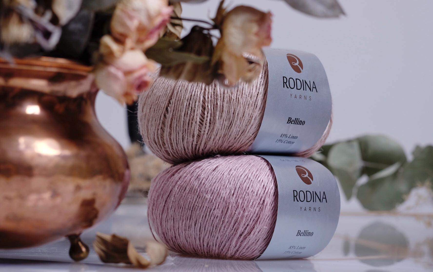 Распродажа летней пряжи Rodina Yarns