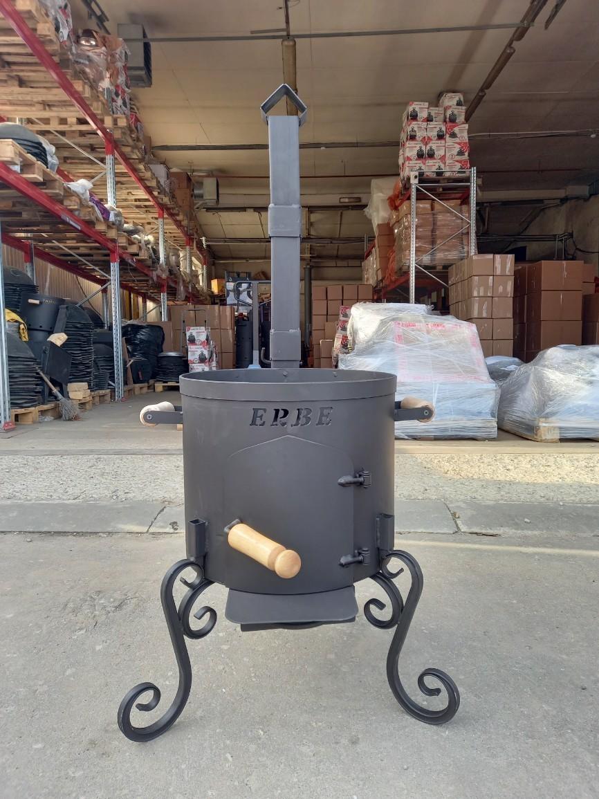 Новая печка Erbe (Эрбе) 💁♂️