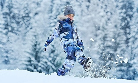 Комбинезон Molo Polaris – лучшая мембрана для зимы!