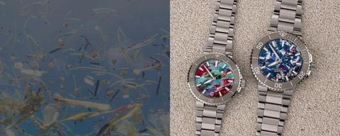 Экологичные часы Oris!