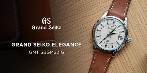 Часы с функцией GMT, тщательно продуманной отделкой, превосходным качеством и классической эстетикой Grand Seiko.