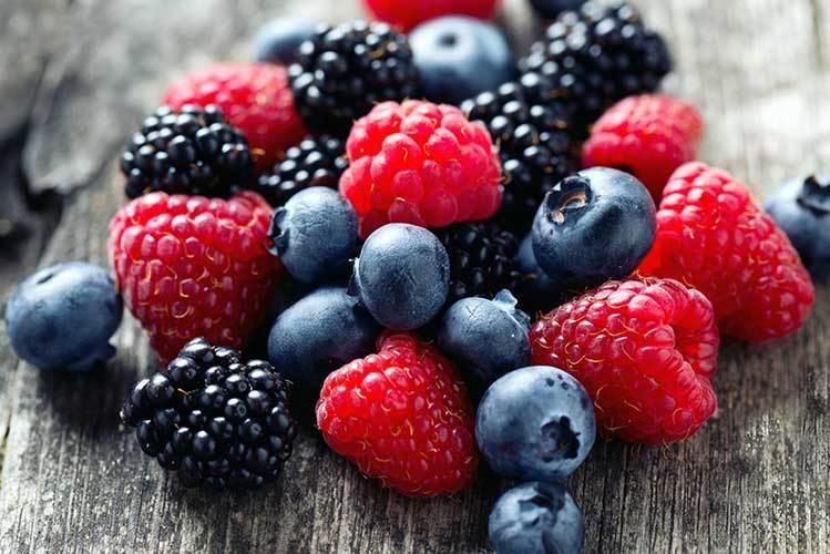 Замороженные ягоды. Теряют ли замороженные ягоды витамины