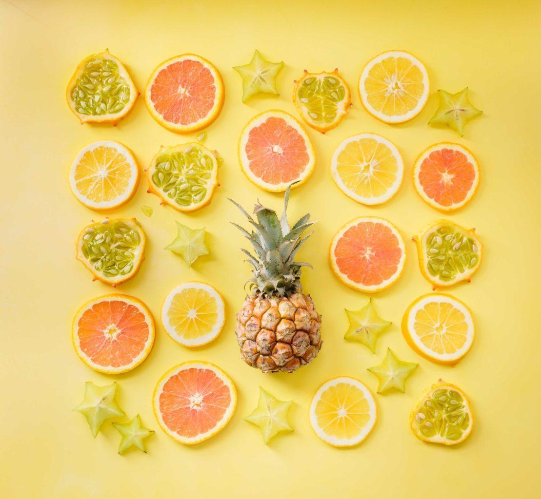 Неделя фруктов со скидкой 50 %