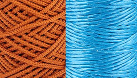 Разница между полиэфирным и полипропиленовым шнуром