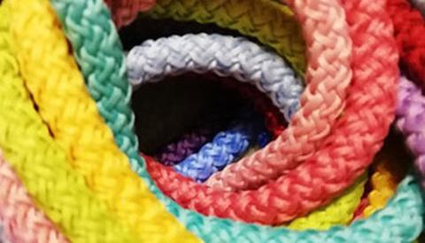 Что такое полиэфирный шнур?
