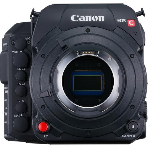 Canon выпустят две 8К кинокамеры в 2021 году