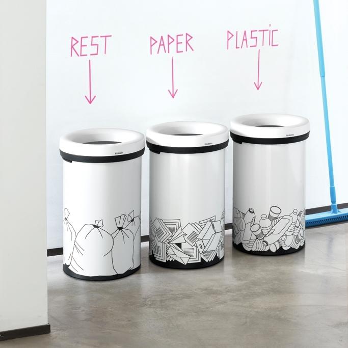 Сбор мусора в офисе: smart-решения