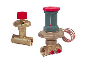 Giacomini предлагает балансировочные клапаны под российские системы отопления
