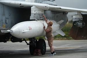 Прицел «Гефест» скоординирует выброс бомбы