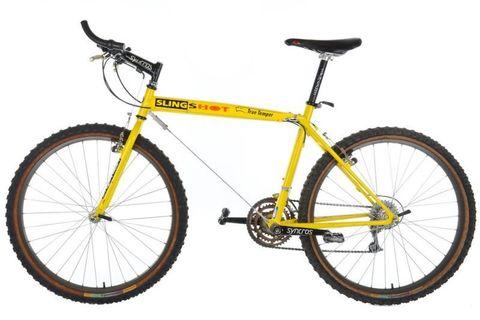 Вот такой был велосипед - 1992 Slingshot Team
