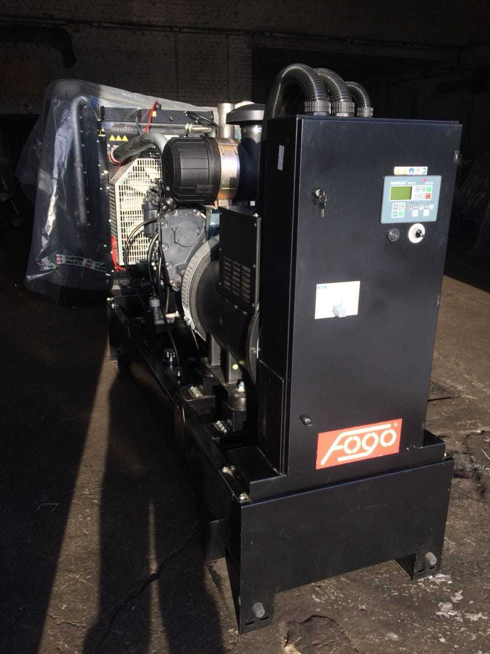 Дизельный генератор FOGO FI 50 для энергетической компании