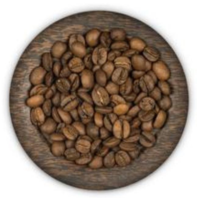 Пергаментный слой в кофе