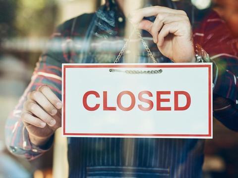 Магазин закрыт до 25 марта
