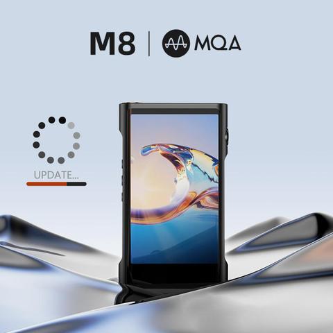 M8 - обновление программного обеспечения