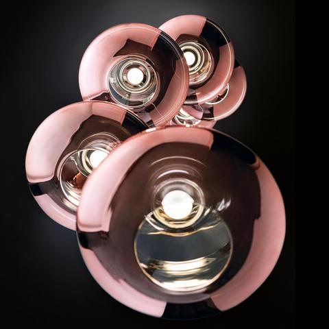 Новые элементы в системе Studio Italia Design: отделки champagne и rose gold