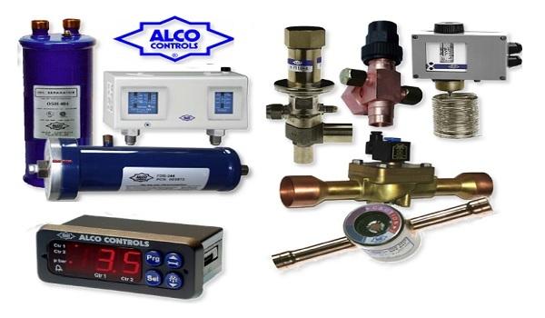 Alco Сontrols и фильтры-осушители
