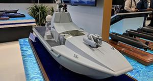 Китай продемонстрировал ударный беспилотник