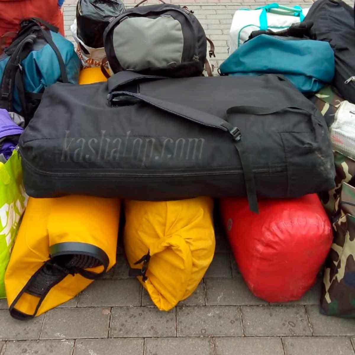 Как упаковать рюкзак? А нужен ли рюкзак в походе?