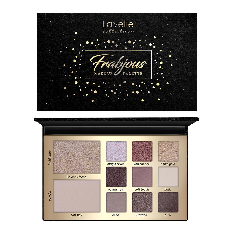 LavelleCollection Палетка для макияжа Frabjous