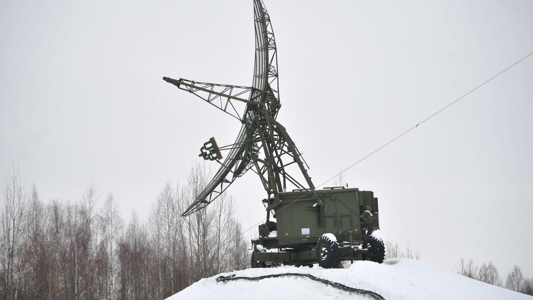 Радиолокационное поле закроет небо от беспилотников