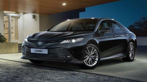 Toyota Camry - комфортный, но не устойчивый, совершенствуем штатную подвеску