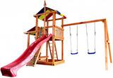 Поступление детских игровых и спортивных комплексов.