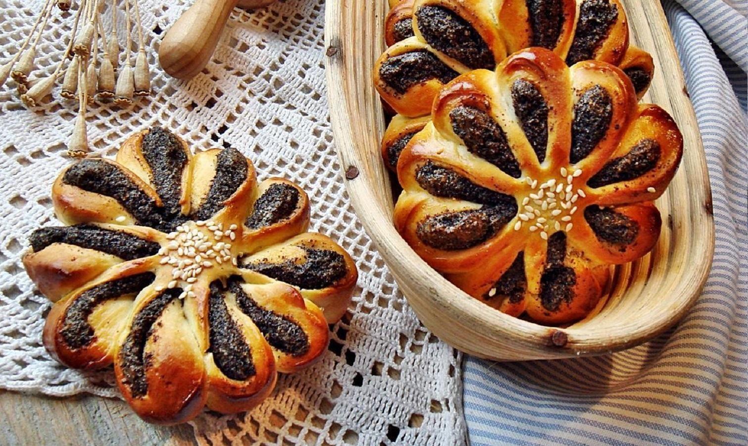 Разделка теста для красивой выпечки: как ее разделать для дрожжевых булочек и пирожков с начинкой