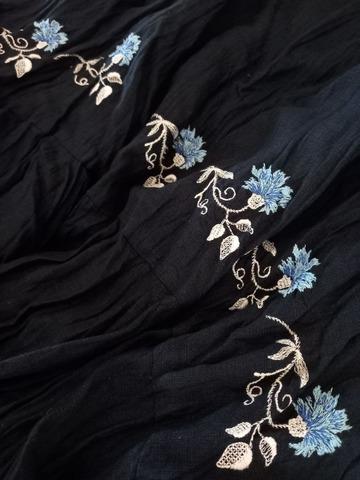 Тема дня.  Синий цвет - манящий и таинственный