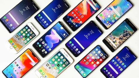 Топ-10 лучших смартфонов 2019