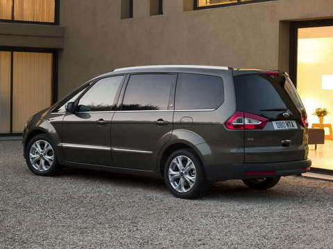 Отчет по дооснащению Ford Galaxy минитаймером  W-BUS Plus