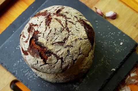 Сладкий ржаной хлеб с тмином + рецепт картофельного ржаного