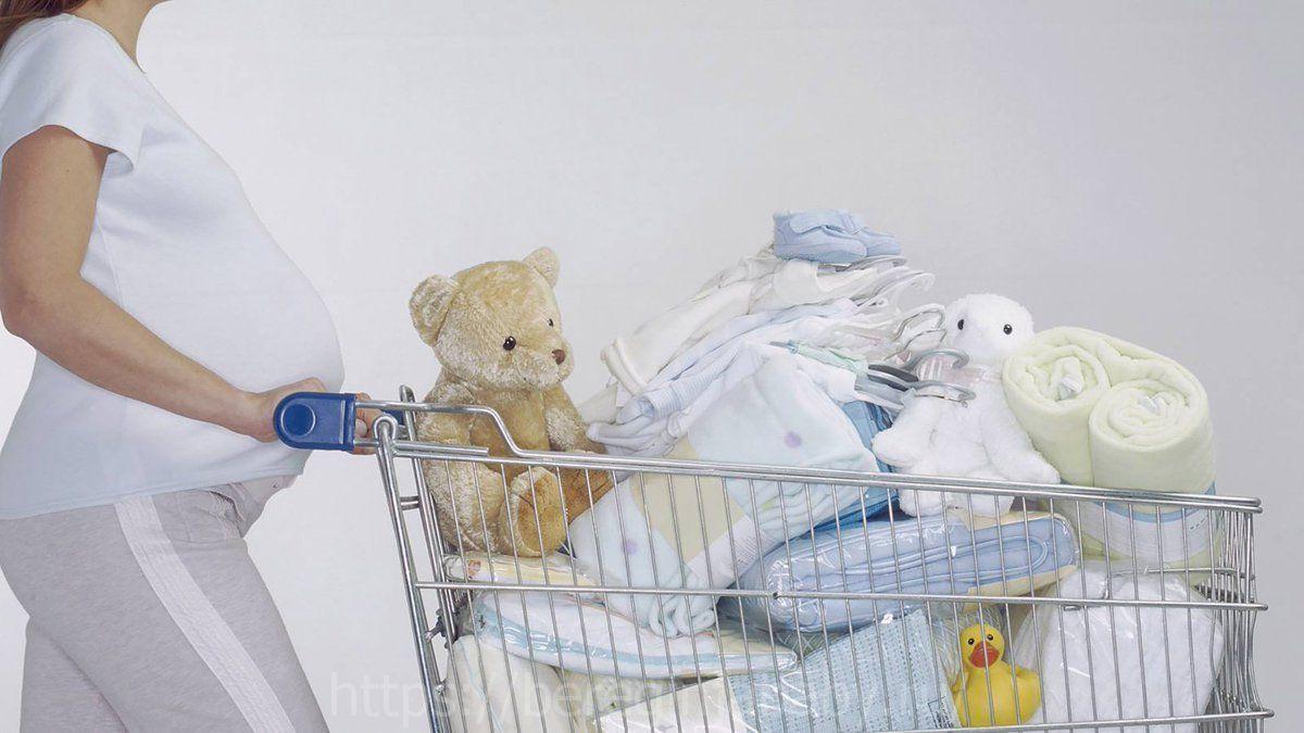 Главные покупки для новорожденного