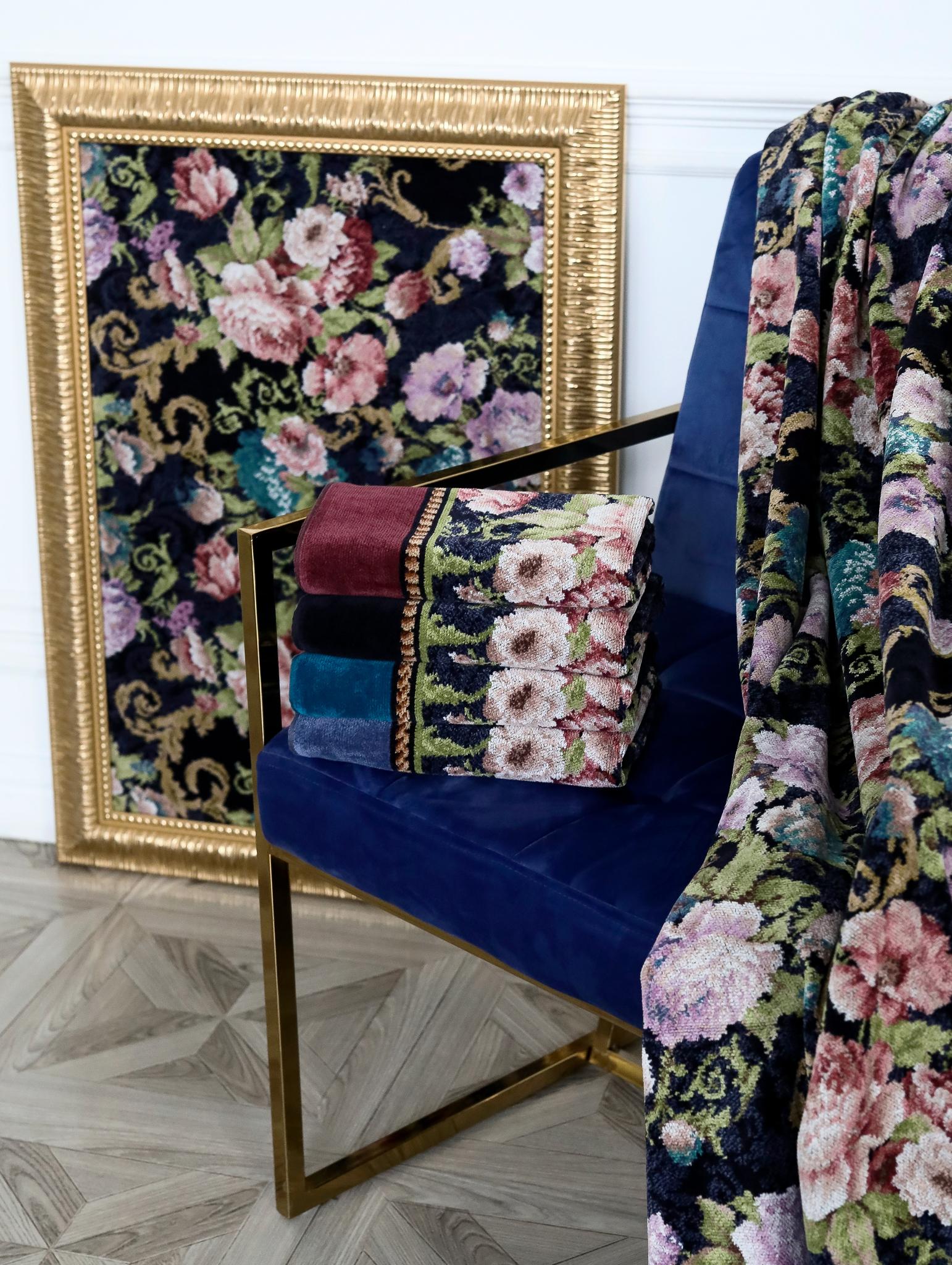 Новые коллекции изысканных шенилловых полотенец Feiler