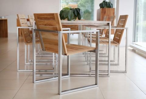 TRIF-MEBEL | Наборы террасной мебели из дерева